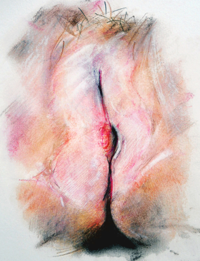 Jac Saorsa (2013) Vulva After