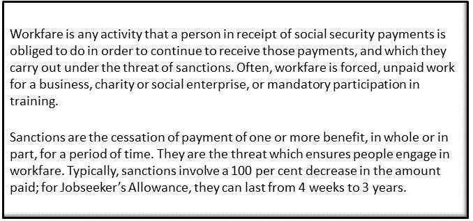 WORKFARE